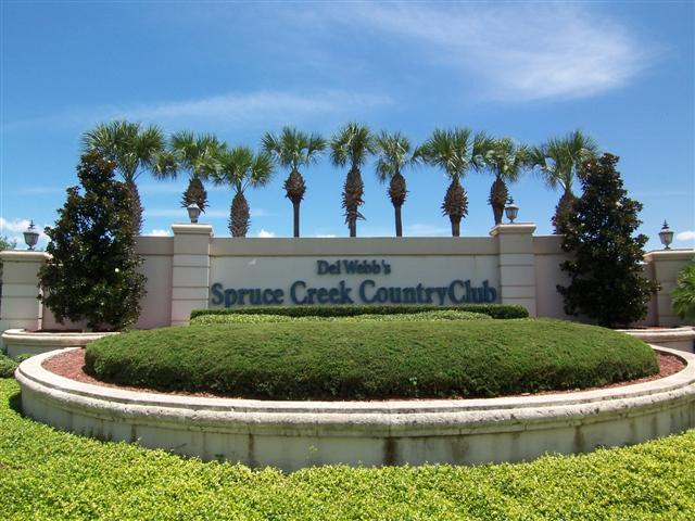 Spruce Creek Golf And Country Club Summerfield Florida